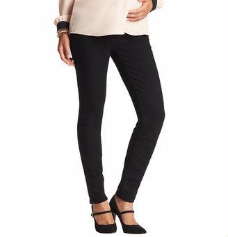 LOFT Maternity Modern Skinny Jeans in Black