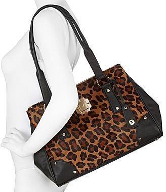 Monet Catherine Leather Shopper