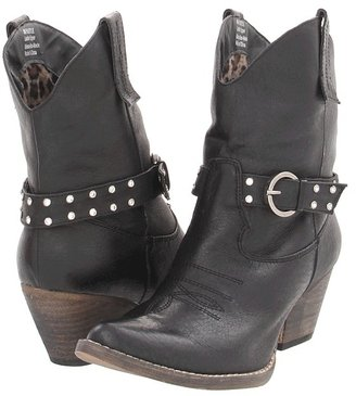 Volatile Hustle (Black) - Footwear