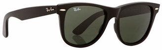 Ray-Ban RB2140 Original Wayfarer 54mm Sunglasses $150 thestylecure.com