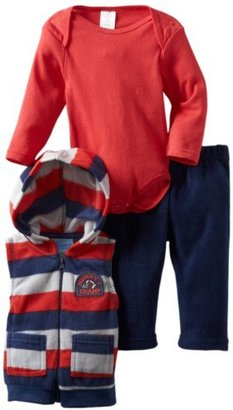 Carter's Boys 2-7 MommyS Champ Vest and Pant with Bodysuit Set
