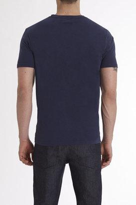 Wood Wood Post Europe Shirt