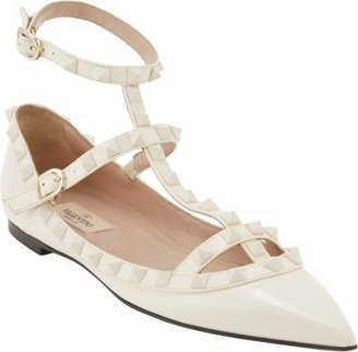 Valentino Punkcouture Cage Flats