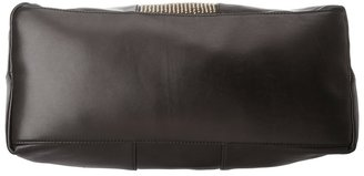 Badgley Mischka Kayla Nappa Mini-Stud Shoulder Bag