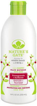 Nature's Gate Pomegranate + Sunflower Hair Defense Shampoo