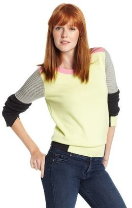 Shae Women's Motorcycle Cashmere Blend Sweater