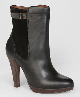 Levi's High Heeled Ankle Boots