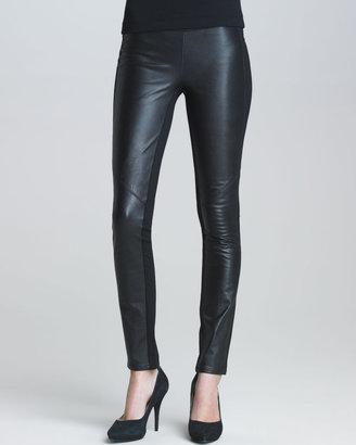Paige Paloma Leather Leggings