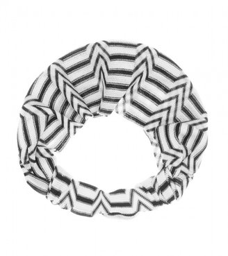 Missoni Mare Crochet-knit headband
