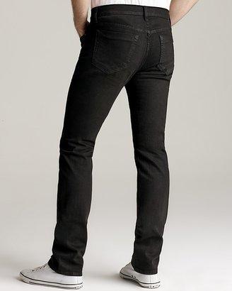 Joe's Jeans Brixton Slim Straight Fit in Black
