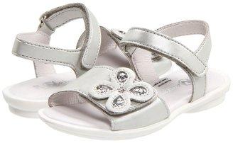 Naturino Nat. 4459 SP12 (Toddler/Little Kid) (Silver) - Footwear