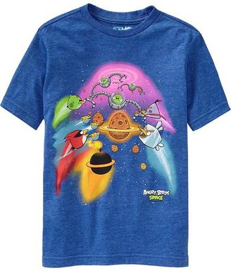 Old Navy Boys Angry Birds Space™ Tees
