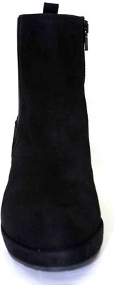 """Cordani Lamour"""" Black Suede Wedge Ankle Boot"""