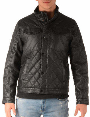 Perry Ellis Stretch Bomber Jacket
