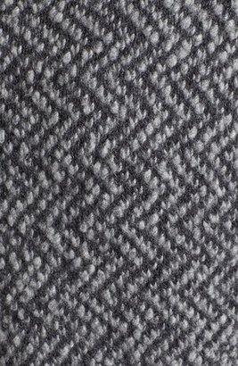 Eileen Fisher 'Eco Pebble' Herringbone Jacket (Regular & Petite)