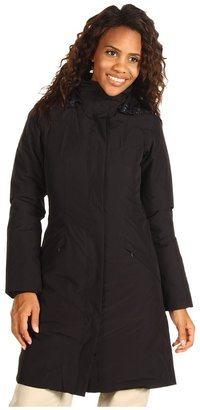The North Face Suzanne Triclimate Trench Coat (TNF Black) - Apparel