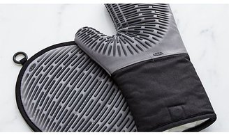 Crate & Barrel OXO ® Silicone Oven Mitt and Pot Holder