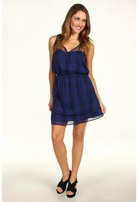 Gabriella Rocha Zamora Dress (Blue Black) - Apparel