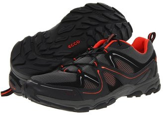 Ecco Sport - Ventura Speedlace (Black/Dark Shadow/Synthetic/Textile) - Footwear