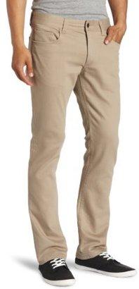 Brixton Men's Reserve Twill Straight Slim Fit Pant