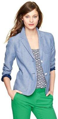 Gap Thin-stripe academy blazer