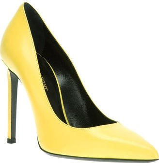 Saint Laurent pointed toe pump