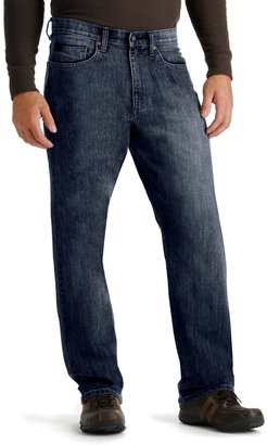 Lee Big & Tall Loose-Fit Comfort Waist Straight-Leg Jeans