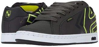 Etnies Fader x Metal Mulisha (Dark Grey/Black) Men's Skate Shoes