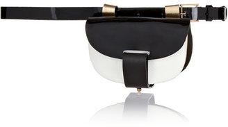 NewbarK Leather belt bag