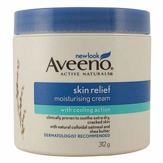 Aveeno Skin Relief Moisturising Cream 312 g
