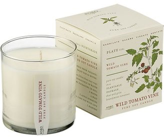 Crate & Barrel Wild Tomato Vine Scented Candle