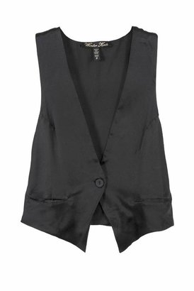 Winter Kate Stella Vest in Black