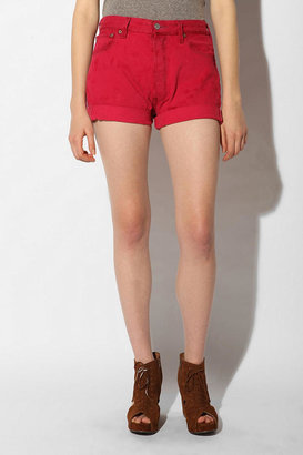 Urban Outfitters Urban Renewal Overdyed Jean Short