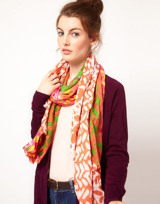 Pieces Tribal Scarf