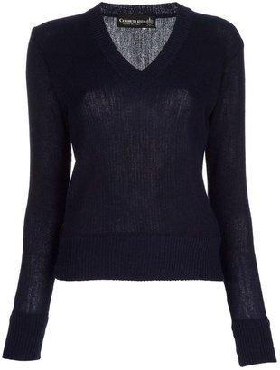Cerruti V neck Sweater