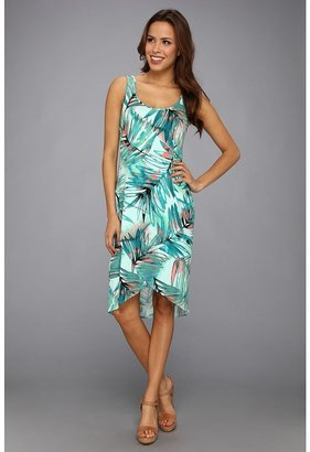 Tommy Bahama Yoko Palms Dress (Sea Brook) - Apparel