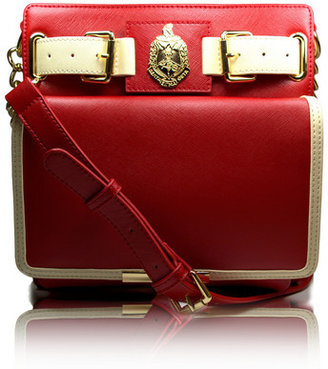Gregory Sylvia Handbags - 1913 Uptown Crossbody (Crimson)
