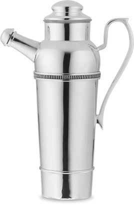 Williams-Sonoma Presidio Silver Plated Cocktail Shaker