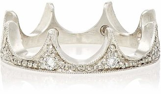 Cathy Waterman Women's Dragon Tooth Ring
