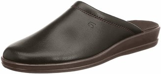 Rohde 1550 men Open Back Slippers Brown (Mocca 72) 7.5 UK (41 EU)