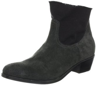 Zadig & Voltaire Women's Teddy Canvas Ankle Boot