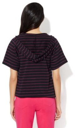 New York & Co. Love, NY&C Collection - Striped Pullover