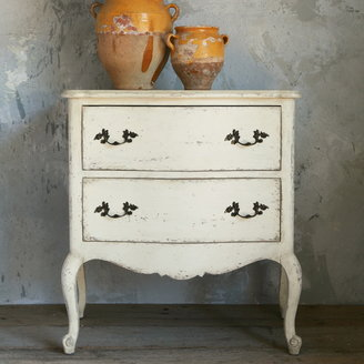 Eloquence Clementine Nightstand - Old Cream