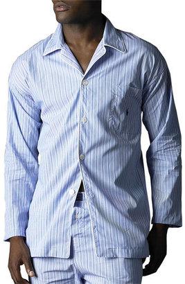 Men's Polo Ralph Lauren Pajama Top $44 thestylecure.com