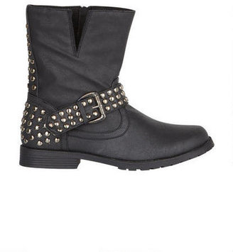 Delia's Frankie Stud Moto Boot