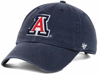 '47 Brand Arizona Wildcats NCAA Clean-Up Cap $24.99 thestylecure.com