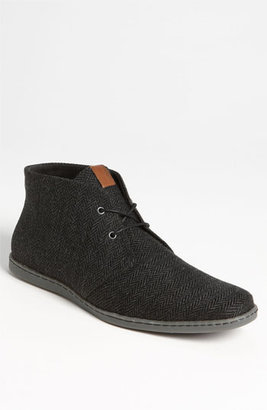 Fred Perry 'Goldhawk' Chukka Boot Black 7.5US / 6.5UK M