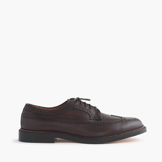 J.Crew Alden® for longwing bluchers