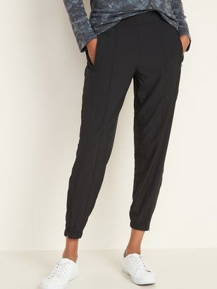 Old Navy Mid-Rise StretchTech Jogger Pants for Women