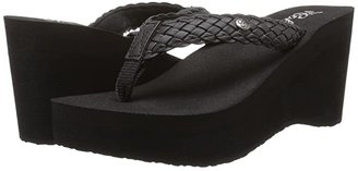 Cobian Zoe (Black) Women's Sandals